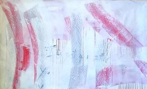 It's just a matter of time 180x106cm